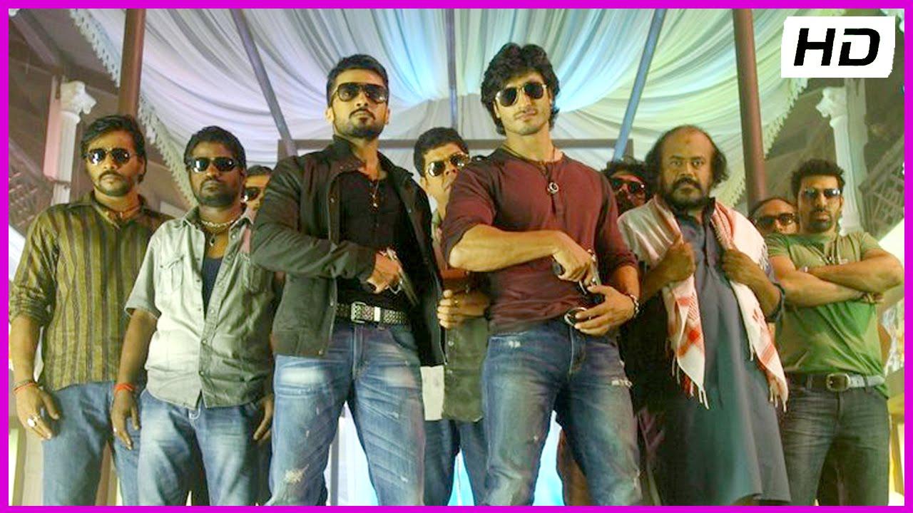 surya anjaan latest tamil movie moments samantha hd youtube