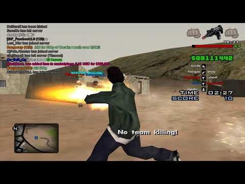 GTA-sa killing montage.