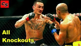 Max Holloway Highlights