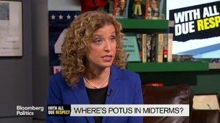 DNC Chief Debbie Wasserman Schultz Can't Name a Single Senate Race Obama Has Campaigned In