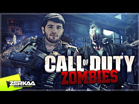 KINO DER TOTEN   Call of Duty: Black Ops Zombies (Full Video)