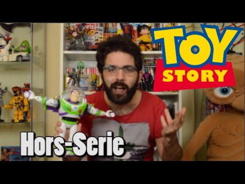 Hors s rie les secrets de toy story youtube - Le cochon de toy story ...