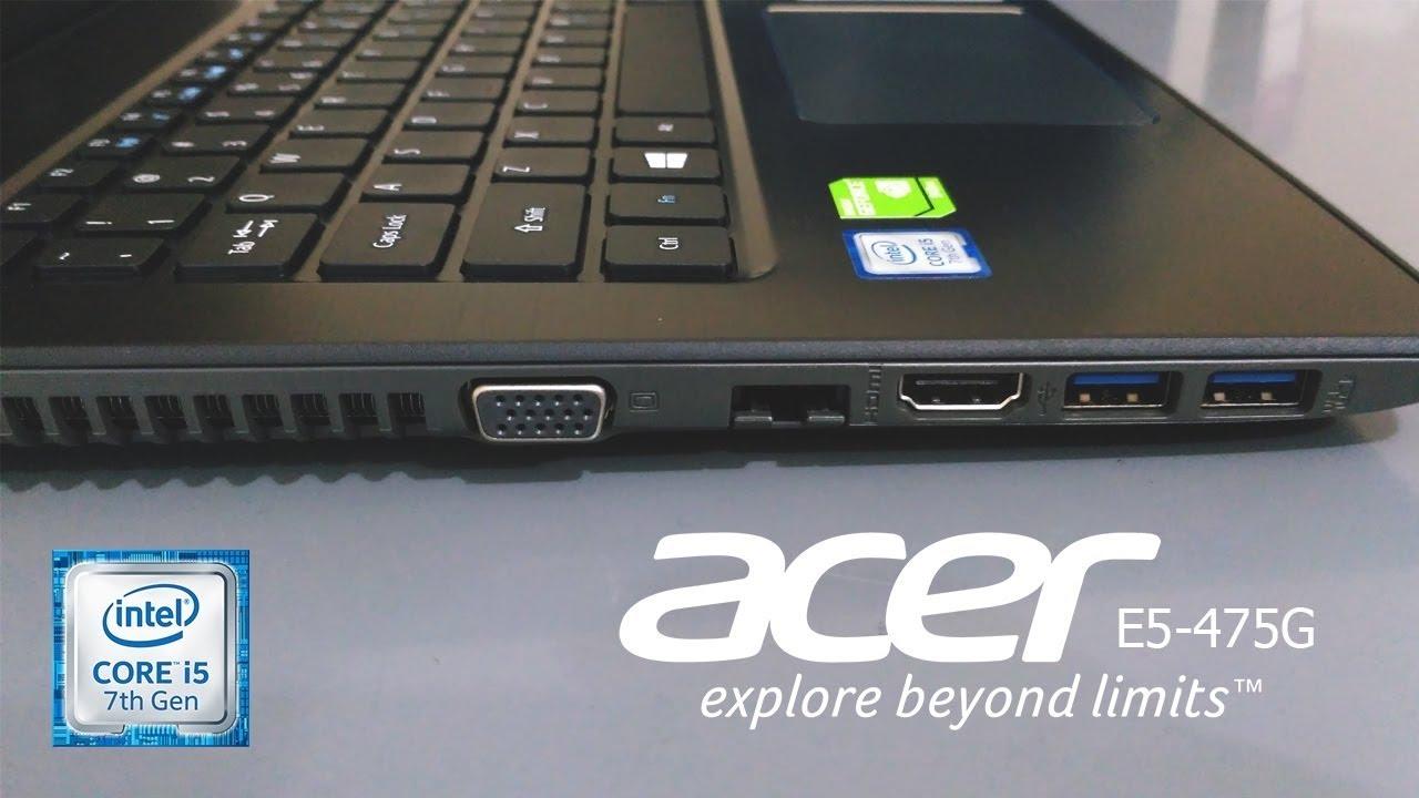 Driver: Acer Aspire E5-475 Realtek LAN