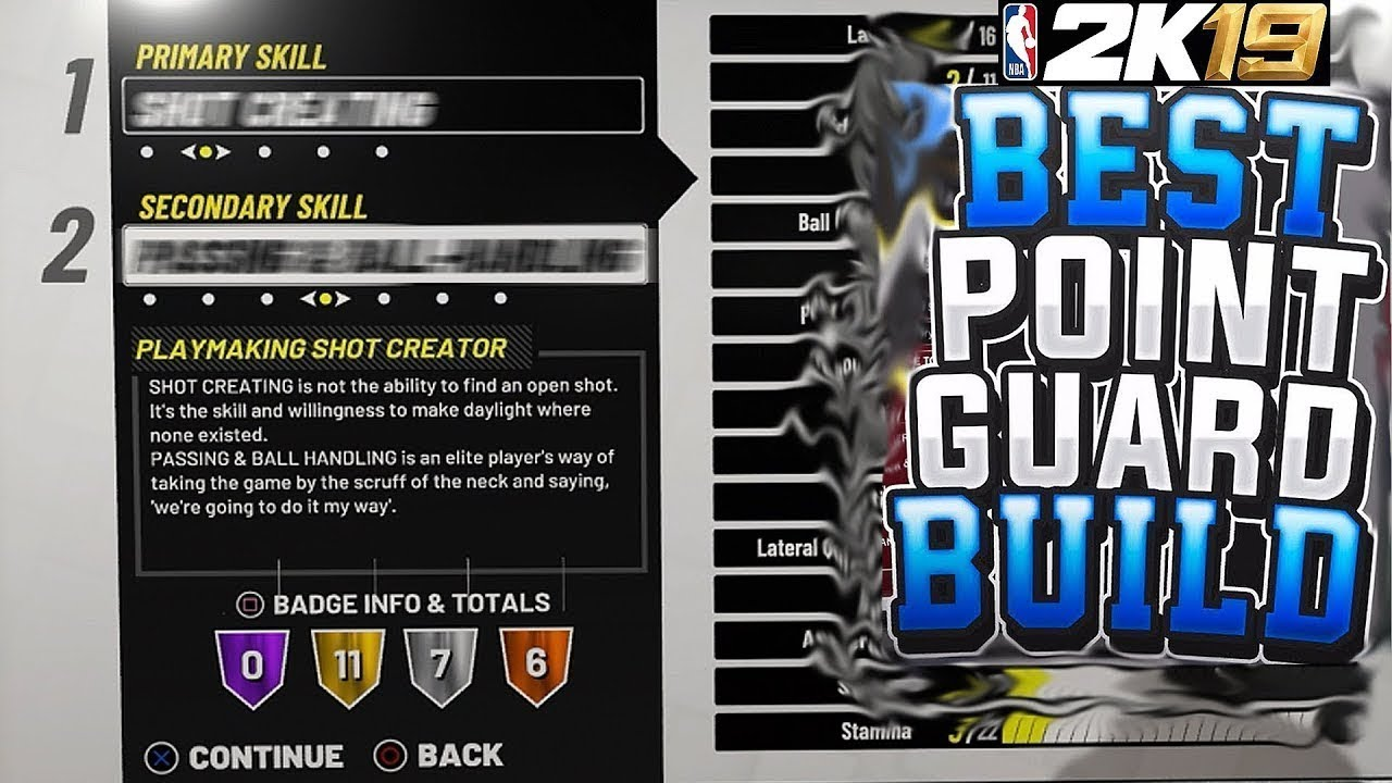 2K19 BEST GUARD BUILDS!!!! MUST WATCH BEFORE MAKING YOUR PLAYER!!!