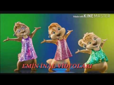 Demet Akalın - Pırlanta - Alvin ve Sincaplar