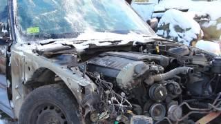 BMW e34 Project - ☦ КОРЧЪ ☦ - Часть 1 - Пробуждение...