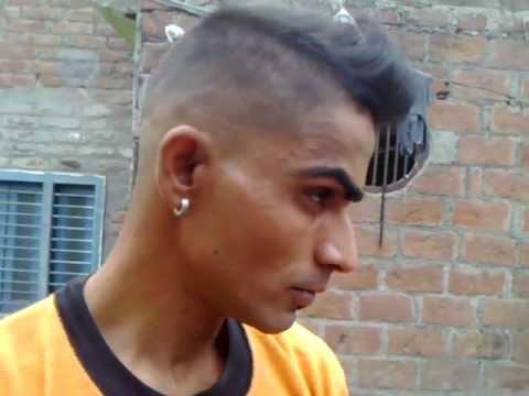 Faizaan Ka Cool Hair Style