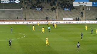 Karabakh vs Ganja full match