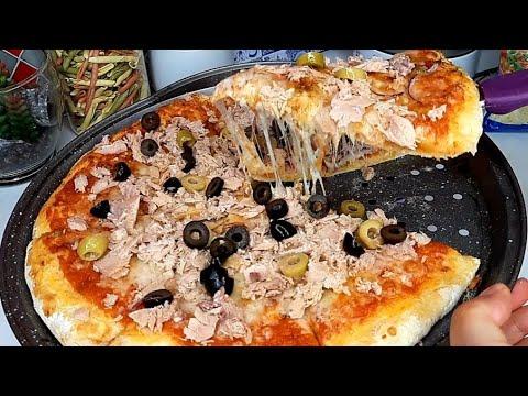 كيف-تصبح-محترف-في-إعداد-البيتزا🍕😍الطريقة-بالتفصيل-و-سهلا-جدا-comment-réussir-une-bonne-pizza