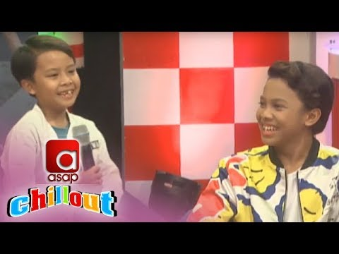 ASAP Chillout: Awra and Onyok feel thankful for Coco Martin