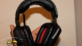 Logitech G35 Gaming Headset Review