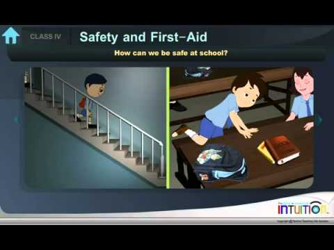 safety and first aid essay