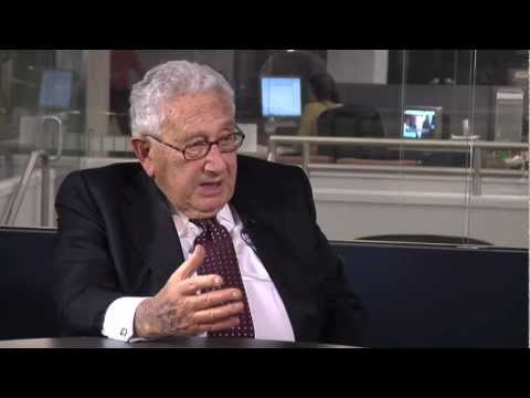 Henry Kissinger - exclusive interview