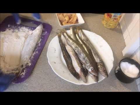 123. Что это за рыба корюшка? Пробуем впервые! Самый простой рецепт приготовления!