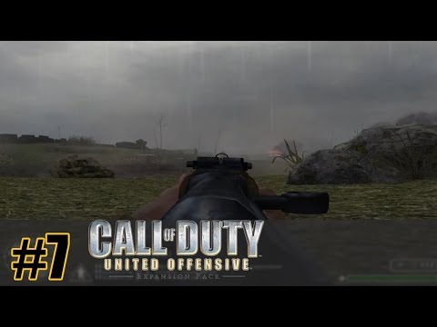 Курская дуга. #7 Call of Duty: United Offensive