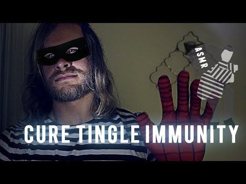 CURE TINGLE IMMUNITY with these sounds [ASMR]