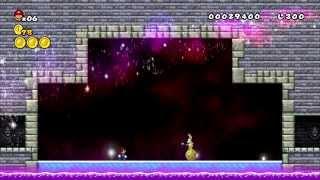 NSMBW Custom | Lemmy's Winter Palace v4 | RVL Contest | New Super Mario Bros Wii