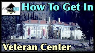 Far Cry 5 - How To Enter St Francis Veteran Center