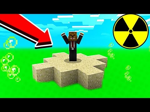 ISLAND SURVIVAL WITH TOXIC OCEAN WATER! *OMG* | JeromeASF