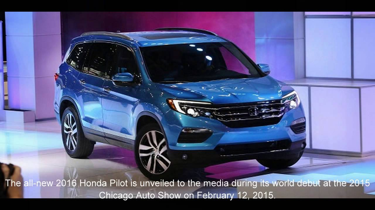 2017 Honda Pilot Release Date