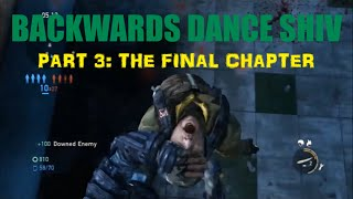 The Backwards Dance Shiv #3 - The Last of Us: Remastered Multiplayer