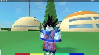 Roblox Dragon Ball Advanced Battles! New Update! 5 Hour Live Stream! Part 1