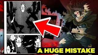 Black Clover Made A HUGE Mistake & Who is Asta's Anti-Magic Demon in The 5 Leaf Grimoire EXPLAINED