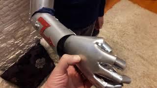 Железная рука своими руками.