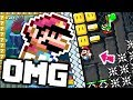 MINI INFARTOS en SUPER MARIO MAKER