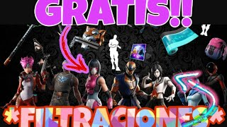 NEW ITEMS* FREE* and *FILTRATED Skins* FREE Skin* *FUN CHALLENGES* FORTNITE