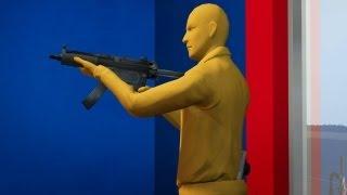 男が6人銃殺 露の狩猟用品店