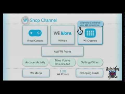 Como Actualizar c te tienda Wii V21 (Sin actualizar Menu de Wii)