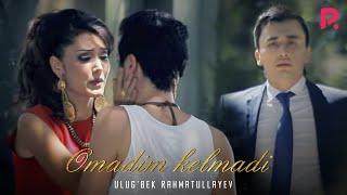 Download Ulug'bek Rahmatullayev - Omadim kelmadi | Улугбек Рахматуллаев - Омадим келмади Mp3 and Videos