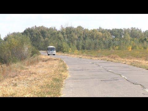 На маршрут Репино – Краснослободск вышел новый автобус