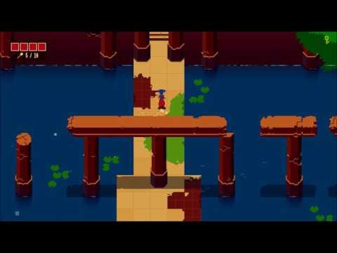 SOULLOGUE - Alpha1.0 (BitSummit 2017 Build) Gameplay