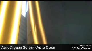 АвтоСтудия ЭстетикАвто Омск - Удаление вмятин без покраски автомобиля в Омске