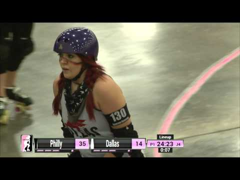 Dallas Game 6: Philly Roller Derby v Dallas Derby Devils