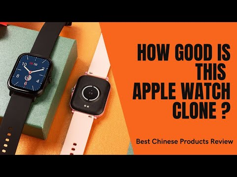 Best Apple Watch Clone | Series 6 Clone that is the EXACT replica!