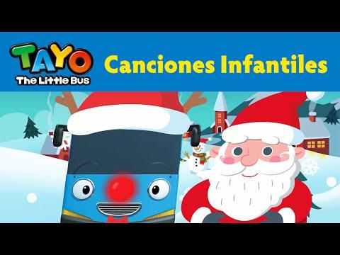 [Tayo Canciones Infantiles] #06 Jingle Bell