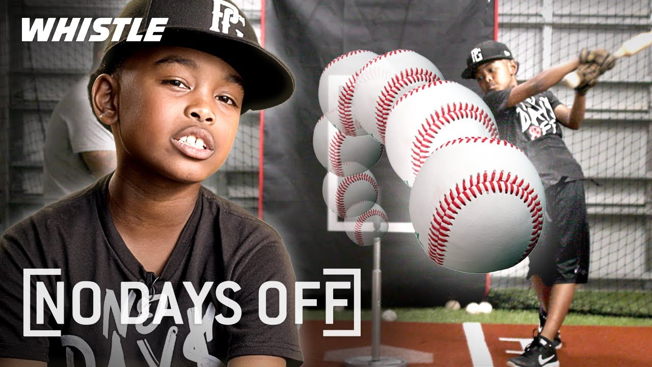 Download 10-Year-Old Baseball Superstar Has The SMOOTHEST Swing!