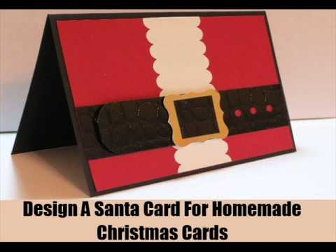 7 ideas for making elegant homemade christmas cards youtube - Elegant Christmas Cards