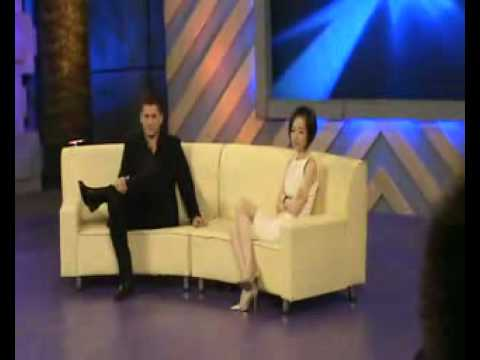"""Wentworth Miller at """"A Date with Lu Yu"""" #5"""