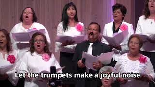 Download Our God Is Lifted Up Karaoke