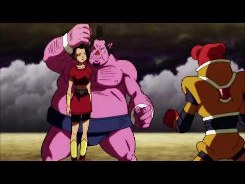 Dragon Ball Super: Brutal Paliza A Kale (Ryona)