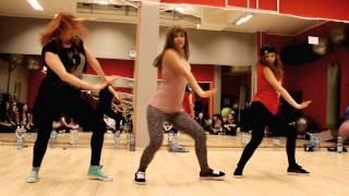 JAR OF JAM vol.4 Kasia Jukowska - Dancehall Class on Aidonia - Jook So