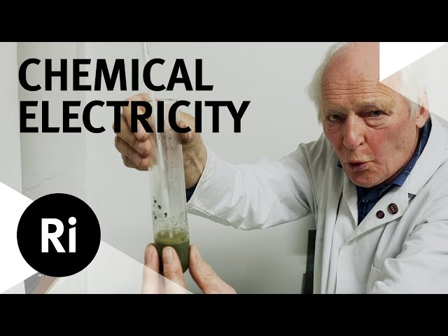 Chemical Electricity   Szydlo's At Home Science