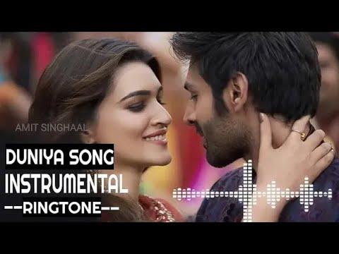 Duniya Song Ringtone Status Instrumental | Ringtone status | khaab | Duniyaa | Lukka chuppi Ringtone