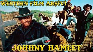 Johnny Hamlet (1968) - Western Kovboy Filmleri Türkçe Altyazılı - Full Film İzle