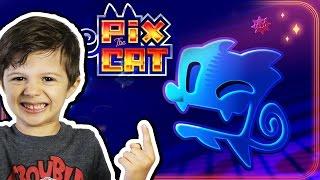 PIX THE CAT - Gameplay em Português PT-BR