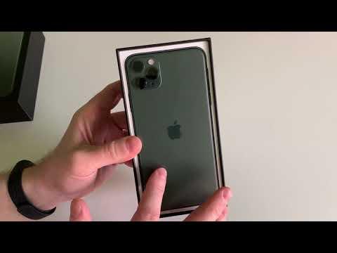 IPhone 11 Pro Max - распаковка-смаковка, лайфхаки и чехол в цвет)) Зелени привет;)